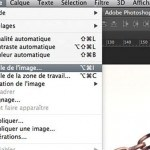 TUTO // Réduire ses photos avec un droplet Photoshop