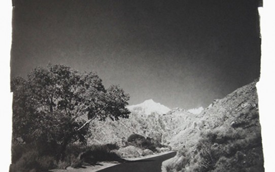 """""""American Diary"""" - photo and Palladium Print on Arches Paper by Mélanie-Jane Frey, 2013-2014."""