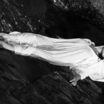 Vacances d'artistes, 1956, Leonor Fini à Nonza