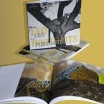 Livre : «Leo portraits» par Agnès Escriva
