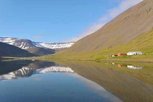 les fjords de ouest