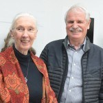 Les photos d'art au profit de l'Institut Jane Goodall