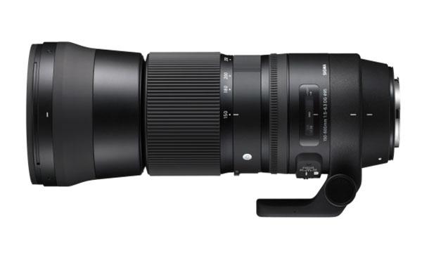 Sigma 150-600mm F5-6.3 DG OS HSM