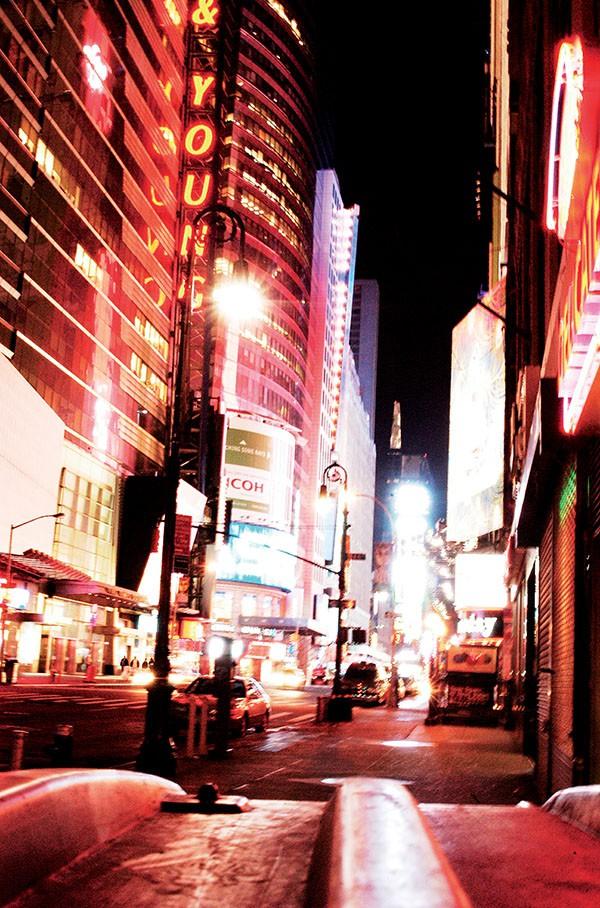 Lumières de villes