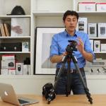 Test en vidéo de la rotule 3D xPro pour trépied photo