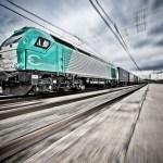INSPI // Les trains