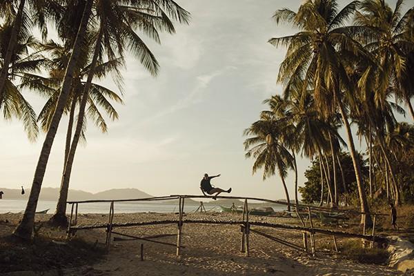 © Sonia Szóstak – Fotolia Course sur la plage.