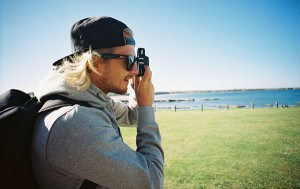Eric Rebi_re - Nixon Surf Challenge LC-Wide de Lomography