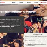 TGV Lyria lance son concours photo