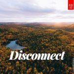 Téléchargez le 5e pack de la collection Disconnect by Fotolia by Adobe aujourd'hui !