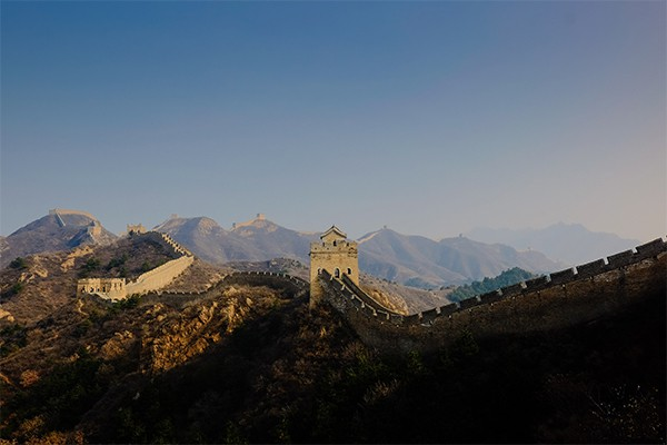 La Muraille de Chine - Photo William C.