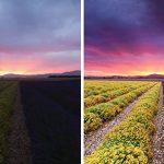 TUTO // Révélez les couleursde vos photos avec Photoshop et Lightroom