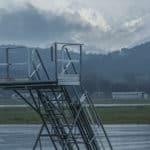 Prise de vue – A l'aéroport