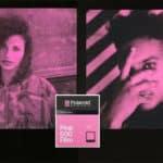 Duochrome Rose & Noir de Polaroid Originals